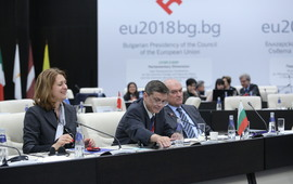 The heads of delegations of the national parliaments of the EU Member States adopted a declaration, outlining the EU capabilities to handle challenges it faces, at the Interparliamentary Conference for the Common Foreign and Security Policy (CFSP) and the Common Security and Defence Policy (CSDP)