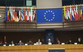 Common task of national parliaments and the EP is to work to increase economic growth, reduce unemployment and raise living standards in the EU, is the opinion of participants in the Interparliamentary Conference in Brussels