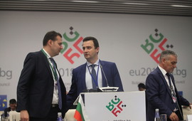 The mechanisms for transition to energy from renewable sources were discussed by parliamentarians at the Energy Forum within the Parliamentary Dimension of the Bulgarian Presidency of the Council of the EU