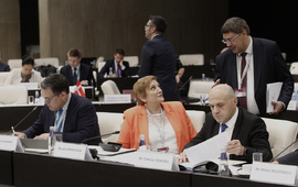 """The debate on the Cohesion Policy is a debate for the Future of Europe"" highlighted the Deputy Prime Minister, Tomislav Donchev before the participants in the Plenary Meeting of the Conference of Parliamentary Committees for Union Affairs of Parliaments of the European Union (Plenary COSAC) in Sofia."